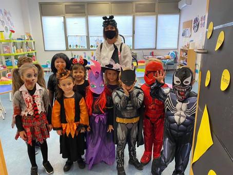 Halloween at Cameron International School & Nursery