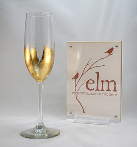 Champagne Flute by Elm