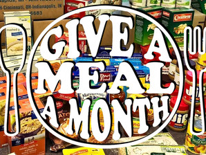 MEAL-A-MONTH FOR JULY