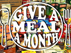 MEAL-A-MONTH FOR JUNE