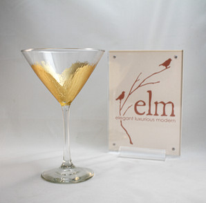 Martini Glass by Elm