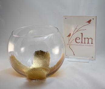 Large Bowl Vase by Elm
