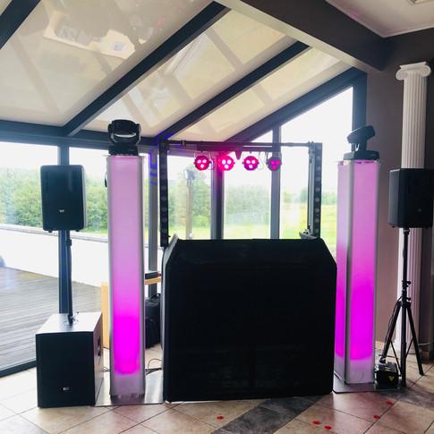 Set up DJ-G 2019