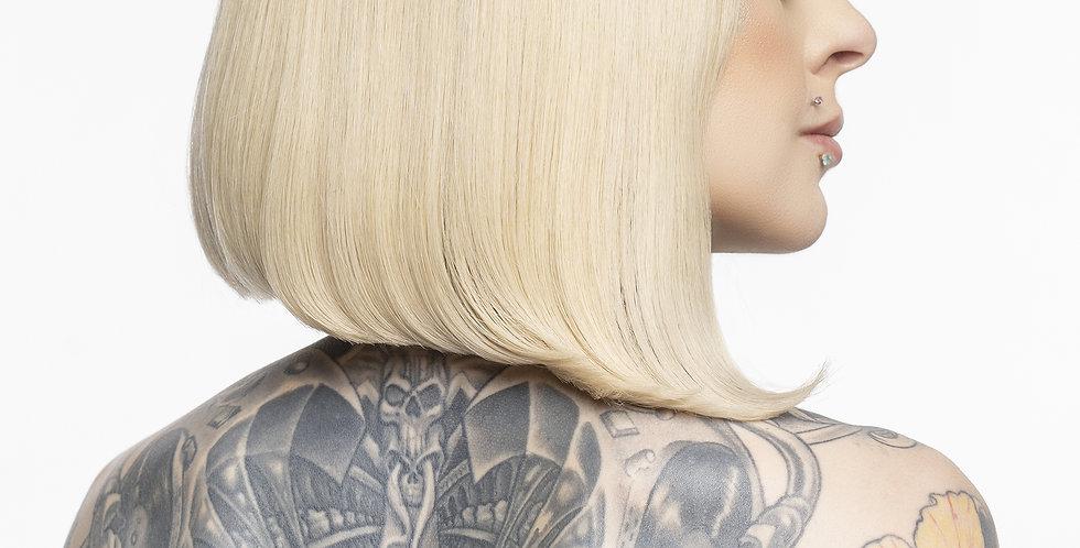 Platnium blonde bob wigs