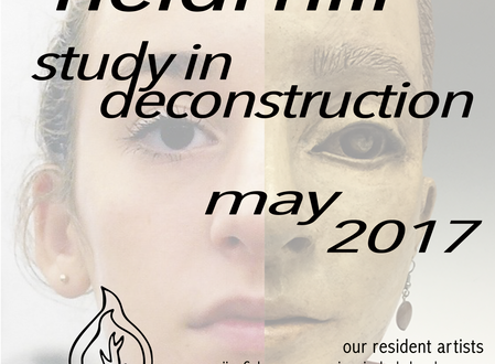 May 2017 Exhibit - HEIDI HILL - Study in Deconstruction