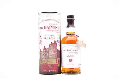 Balvenie 21 Jahre Second Red Rose