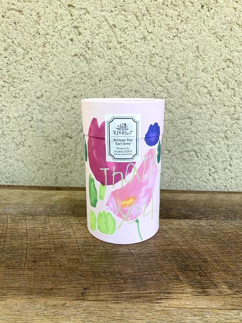 Artisan フェアトレードアールグレイティー(Thank you 花)1.8g×6包