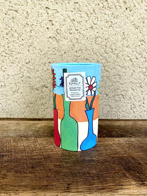 Artisan フェアトレードダージリンティー(花びんの花)1.8g×6包