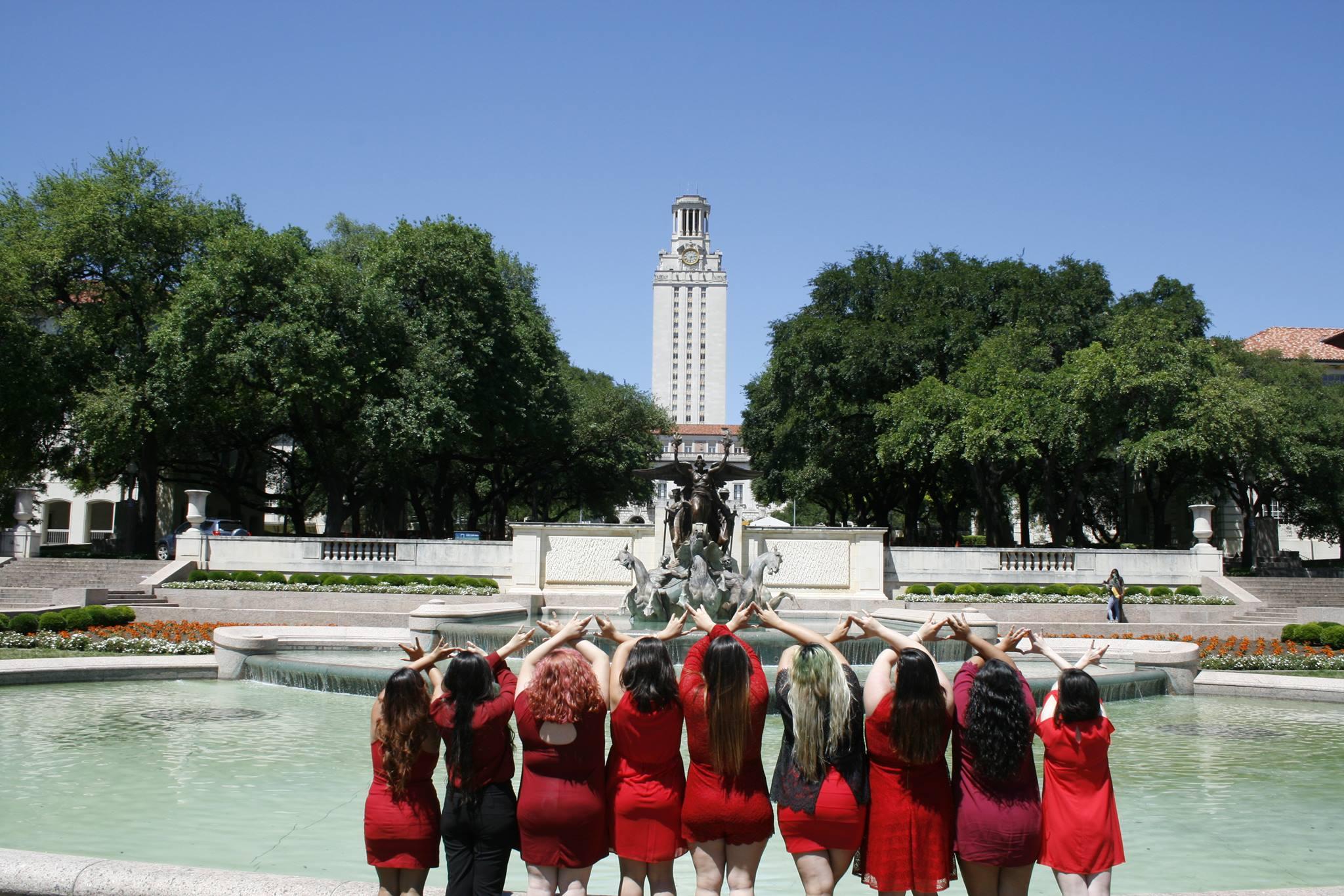 Texas Señoritas