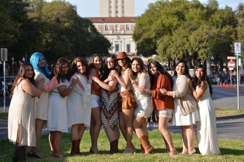 Spring 2016: Texas Señoritas
