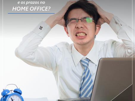 Como ser produtivo no home office?