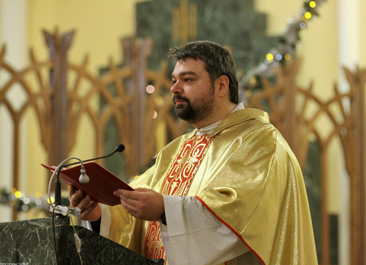о. Кирилл Горбунов