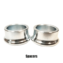 Spacer by Rockwell Offroad. High quality parts to take your truck to the next level.