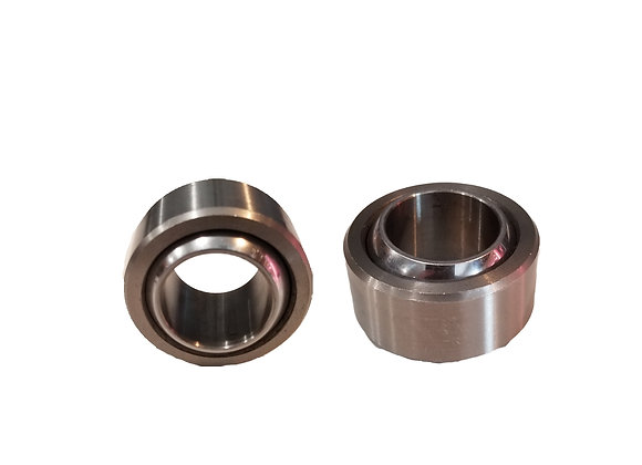 """1"""" Bore Diam, 55,200 Lb Dynamic Capacity, 1"""" Wide, Ball-Joint Spherical"""