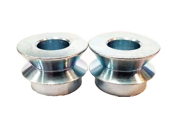 """1 TO 9/16 HIGH MISALIGNMENT SPACER 2 3/8"""" MOUNTING WIDTH 16-11-2.375"""