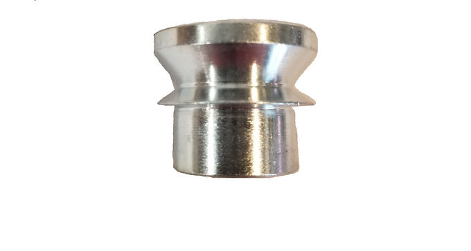 """1""""-3/4"""" HIGH MISALIGNMENT SPACERS ZINC COATED MILD STEEL EACH"""