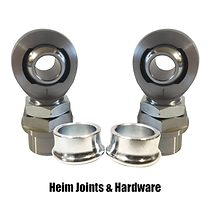 Heim Joints and Hardware for off road trucks.