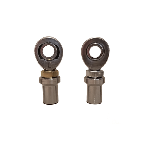 "1/2"" x 1/2"" Panhard Kit Set Chromoly Heim Joints"