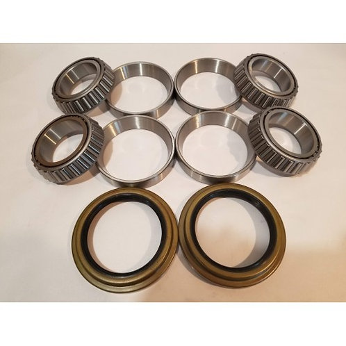 5 TON MILITARY STEER AXLE HUB BEARING AND SEAL KIT