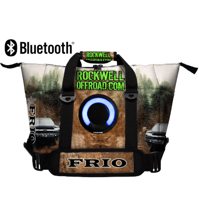 Frio 360 18 Can Softside Cooler w/ Bluetooth Speaker