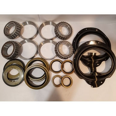 5 TON FRONT AXLE HUB AND KNUCKLE REBUILD KIT