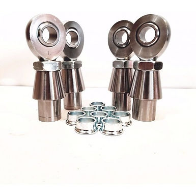 """7/8"""" X 3/4"""" BORE W/ STAINLESS STEEL SPACERS (2LH & 2RH)"""
