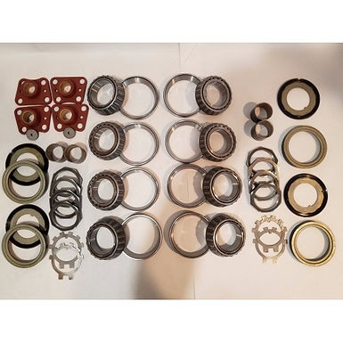 2.5 TON STEER AND REAR AXLE HUB/KNUCKLE OVERHAUL KIT WITH NO BOOTS M35 M35A1 M35