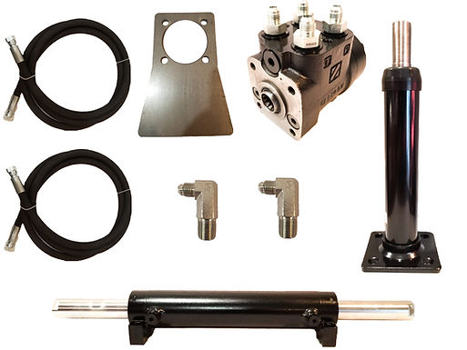 DUAL ENDED RAM HYDRAULIC STEERING BUILD A KIT