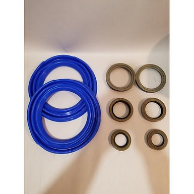 2.5 TON FRONT AXLE TUNE-UP KIT WITH BLUE BOOTS M35 M35A1 M35A2 MILITARY