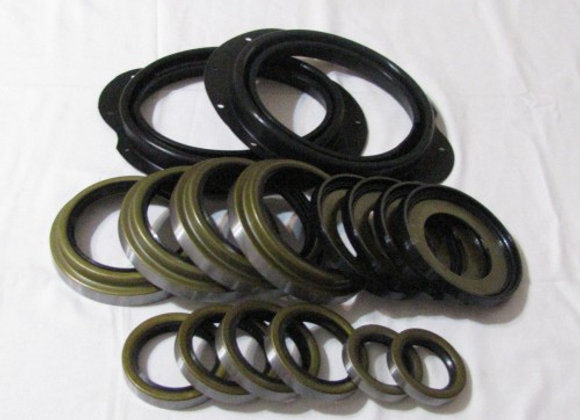 5 TON STEER AND REAR BOOT AND SEAL KIT