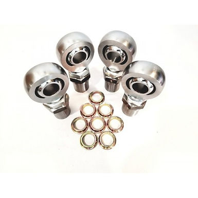 """1.25"""" X 1"""" HEX BUNG KIT W/ 1"""" CONE SPACERS (2LH & 2RH)"""