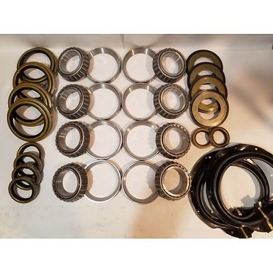 5 TON FRONT AND REAR AXLE HUB AND KNUCKLE OVERHAUL KIT