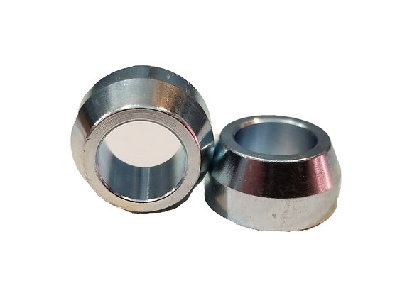 """Misalignment spacer for 1/2 inch bore. 1 1/2"""" mounting width"""