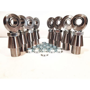 """7/8"""" X 3/4"""" BORE W/ STAINLESS STEEL SPACERS (4LH & 4RH)"""