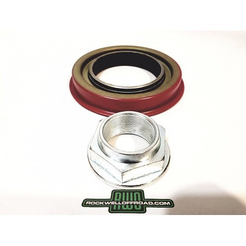 MERITOR PINION SEAL AND NUT KIT