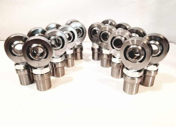 "1.25"" X 1"" BORE NO SPACERS (8LH & 8RH)"