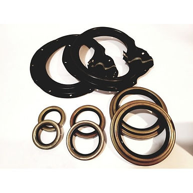 5 TON FRONT AXLE ZIPPER BOOT AND SEAL KIT M809 M939 M54