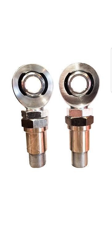 SET OF 2 Heat Treated Chromoly 1 1/4-12 X 1 Magnum Series Heim