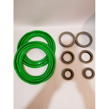 2.5 TON FRONT AXLE TUNE-UP KIT WITH GREEN BOOTS M35 M35A1 M35A2 MILITARY