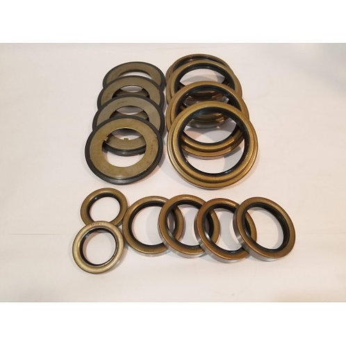 5 TON STEER AND REAR SEAL KIT