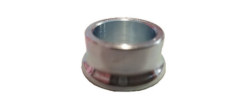 """3/4"""" BORE CONE SPACER .500"""" THICK ZINC COATED MILD STEEL"""