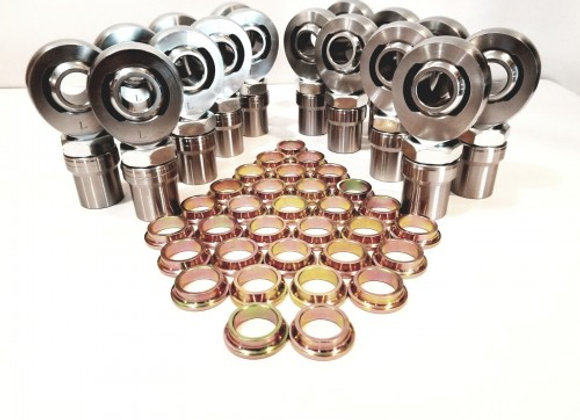 "1.25"" X 1"" BORE W/ 1"" CONE SPACERS 1""-3/4"" (8L & 8R)"