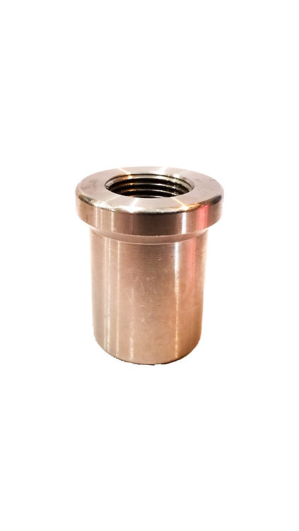 """7/8""""-14 TUBE INSERT FOR 1.25"""" INCH ID TUBING 14125"""