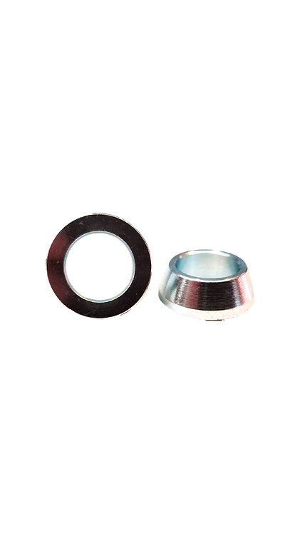 """5/8"""" .375 wide spacer mounting width 1.5"""" mounting width 10-0.375"""