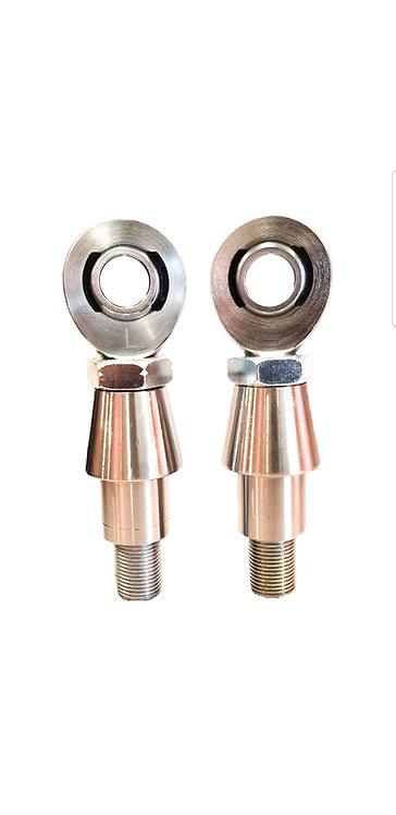 SET OF 2 Heat Treated Chromoly 3/4-16 X 3/4 Magnum Series Heim