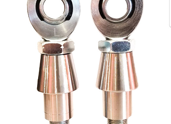 SET OF 2 Heat Treated Chromoly 3/4-16 X 3/4 Magnum Series Heim