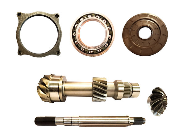 PINION / OUTPUT SHAFT AND SNORKEL GEAR KIT FOR POLARIS RZR XP 1000 / S /4 SEAT
