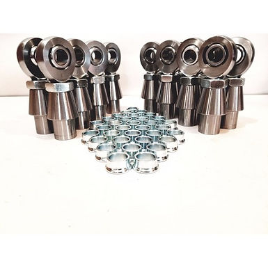 """7/8"""" X 3/4"""" BORE W/ STAINLESS STEEL SPACERS (8LH & 8RH)"""