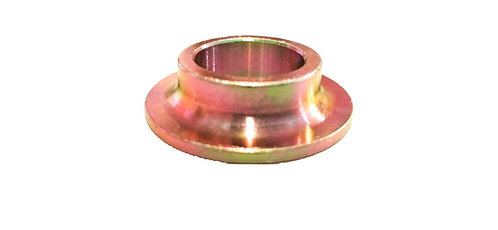 """3/4"""" BORE CONE SPACER .400"""" THICK ZINC COATED MILD STEEL"""