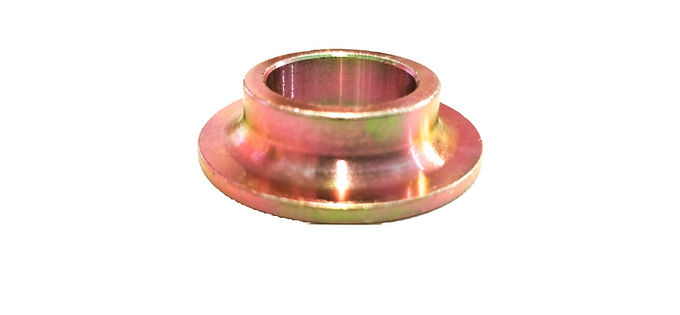 """3/4"""" BORE CONE SPACER .400"""" THICK ZINC COATED MILD STEEL EACH"""